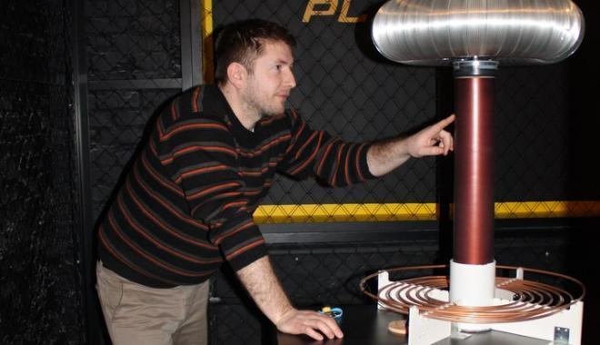 """В """"ЛандауЦентре"""" начала работать Комната высоких энергий. Фото: NewsRoom"""