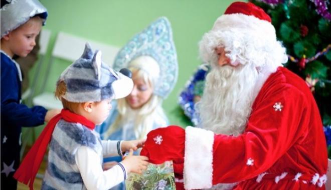 Завтра детям покажут новогоднее представление. Фото: klukva32.ru