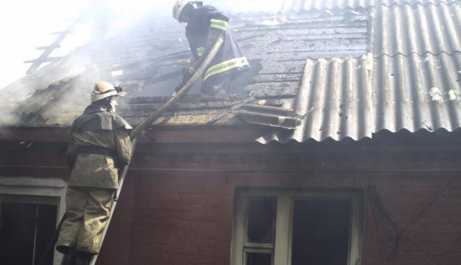 Пожарные выезжали за сутки 16 раз. Фото: ГСЧС Украины в Харьковской области