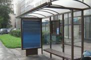 По мнению автора петиции, стеклянные остановки прослужат недолго. Фото: olx.ua