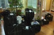 Во время обысков изъято 2740 упаковок наркосодержащих препаратов. Фото: пресс-службе облпрокуратуры