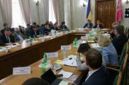 Выездное заседание Бюджетного комитета Верховной Рады. Фото: Юлия Светличная/Facebook