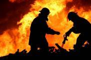 Пожар случился в частном доме. Фото: 112.ua