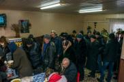 Зимой в центре кормят бездомных. Фото: сайт горсовета