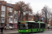 Автобусы и троллейбусы изменят маршрут. Фото: сайт горсовета