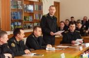 В Харькове аттестуют выпускников Академии Нацгвардии. Фото: пресс-служба НА НГУ