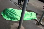 Мужчина умер в троллейбусе. Фото: vk.com/h_kharkov