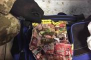 Пограничники обнаружили у 39-летнего мужчины подозрительный пакет. Фото: Александр Трохимец/Facebook