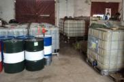 Емкости с топливом изъяли. Фото: sfs.gov.ua