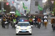 В Харькове прошел твид-райд. Фото предоставлено организаторами
