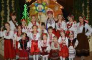 Участники фестиваля споют колядку одновременно в трех городах. Фото: kharkivoda.gov.ua