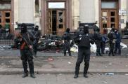Бойцы освободили здание без единого выстрела. Фото: myvin.com.ua