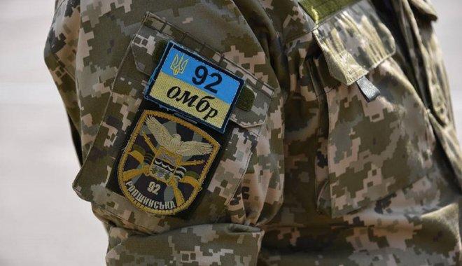 В 92-й ОМБР комбриг пытался убить своего зама - источник