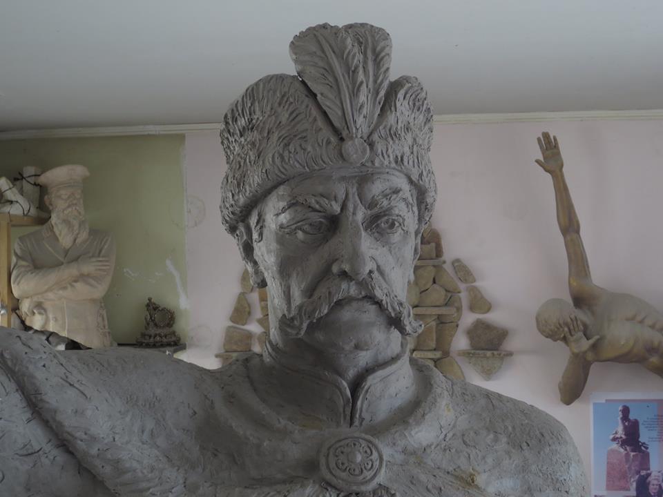 Стало известно, каким будет памятник Ивану Мазепе (ФОТО)