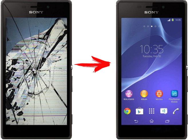 Сенсорные экраны и дисплеи для телефонов Sony на странице http://partsoutlet.ru/shop.php?cid=478