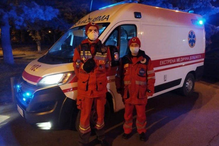 Фото: Центр экстренной медицинской помощи и медицины катастроф.
