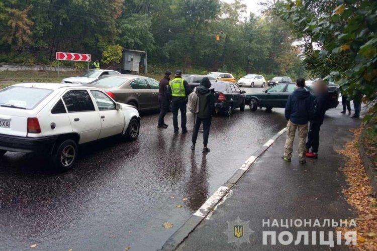 Фото: Национальная полиция в Харьковской области