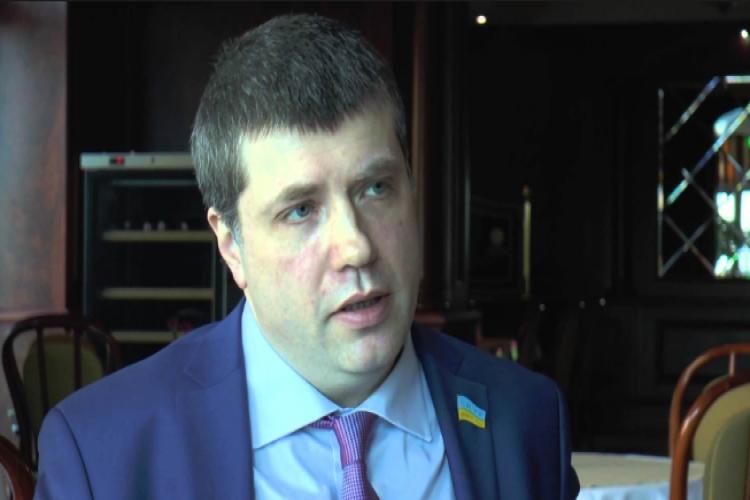 Назар Ванюшин. Кадр из видео