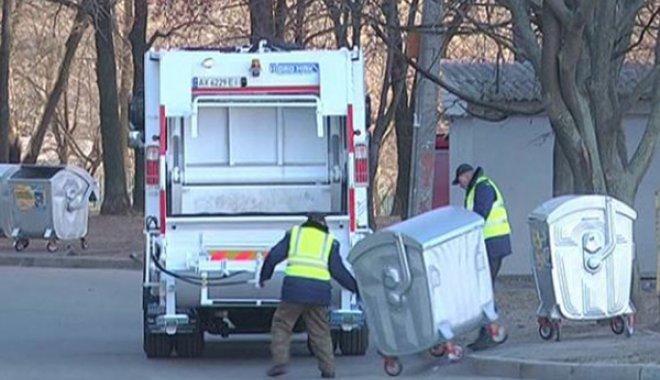 Новости  В Харькове с 1 января вдвое вырастет тариф на вывоз мусора ... 1a82760af6f
