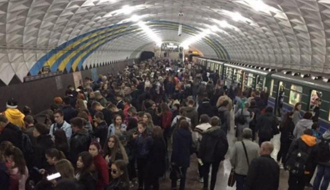 """Картинки по запросу """"метро харькова люди"""""""