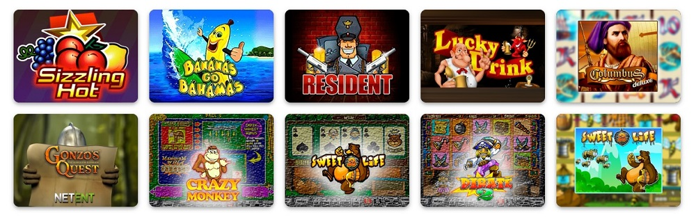 онлайн ігри казино автомати